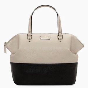 NWT Kate Spade Blaine Leather Satchel Handbag